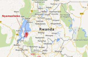 Pfarre Nyamasheke/Rwanda